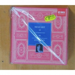 WOLFGANG AMADEUS MOZART / JEFFREY TATE - 51 SYMPHONIES - BOX - 12 CD
