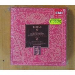 FRANZ LEHAR - 7 COMPLETE OPERETTAS - BOX - 13 CD