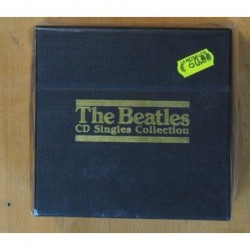 THE BEATLES - THE BEATLES CD SINGLES COLLECTION - BOX - 22 CD