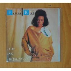 EVELYN KING - I´M SO ROMANTIC / TEENAGER - SINGLE