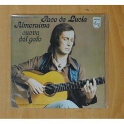 PACO DE LUCIA - ALMORAIMA / CUEVA DEL GATO - SINGLE