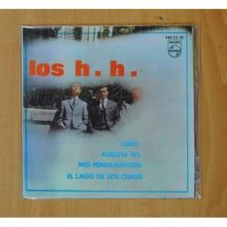 LOS H. H. - EL LAGO DE LOS CISNES + 3 - EP