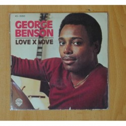 GEORGE BENSON - LOVE X LOVE / LOVE DANCE - SINGLE
