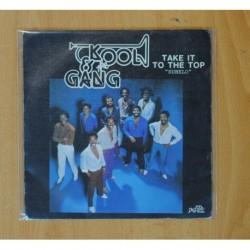 KOOL & THE GANG - TAKE IT TO THE TOP / NIGHT PEOPLE - SINGLE