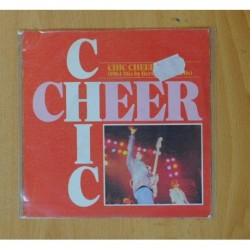 CHIC - CHIC CHEER ( 1984 MIX ) / SAVOIR FAIRE - SINGLE