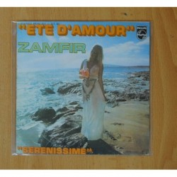 ZAMFIR - ETE D´ AMOUR / SERENISSIME - SINGLE