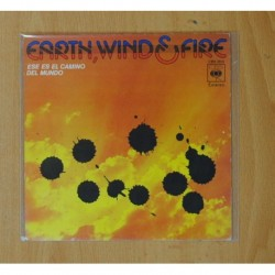 EARTH, WIND & FIRE - ESE ES EL CAMINO DEL MUNDO - SINGLE