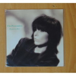 THE PRETENDERS - HYMN TO HER / ROOM FULL OF MIRRORS - SINGLE