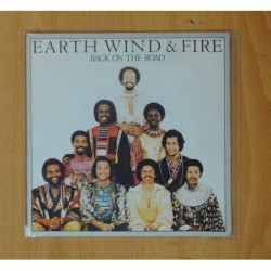 EARTH, WIND & FIRE - BACK ON THE ROAD / TAKE IT TO THE SKY - SINGLE