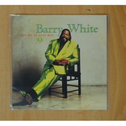 BARRY WHITE - PUT ME IN YOUR MIX / I WANNA DO IT GOOD TO YA - SINGLE