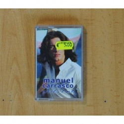 MANUEL CARRASCO - QUIEREME - CASSETTE