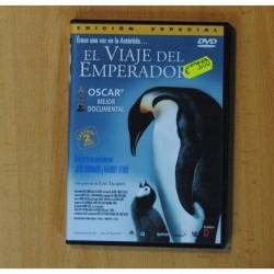EL VIAJE DEL EMPERADOR - DVD