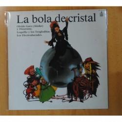VARIOS - LA BOLA DE CRISTAL - LP