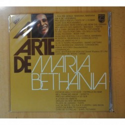 MARIA BETHANIA - A ARTE DE MARIA BETHANIA - LP