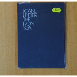 KEANE UNDER THE IRON SEA - DVD