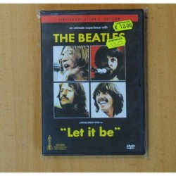THE BEATLES / LET IT BE V. O. - DVD