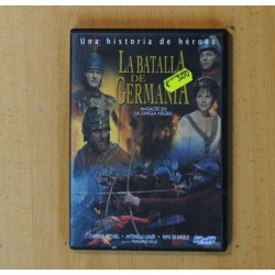 LA BATALLA DE GERMANIA - DVD