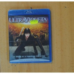 ULTRAVIOLETA - BLURAY