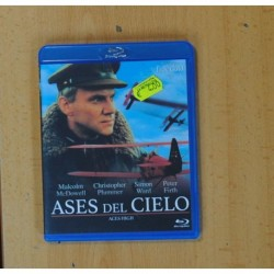 ASES DEL CIELO - BLURAY