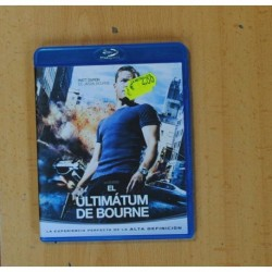 EL ULTIMATUM DE BOURNE - BLURAY