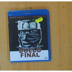 DUELO FINAL - BLURAY