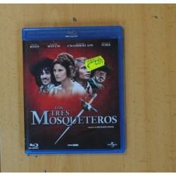 LOS TRES MOSQUETEROS - BLURAY