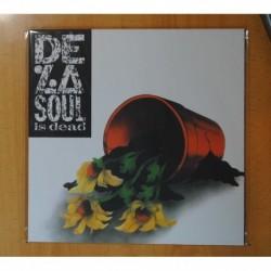 DE LA SOUL - DE LA SOUL IS DEAD - LP