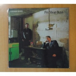 PET SHOP BOYS - IT´S A SIN - MAXI