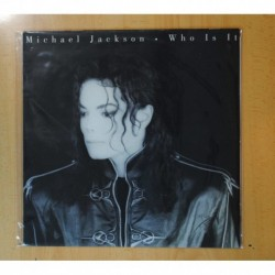 MICHAEL JACKSON - WHO IS IT - MAXI