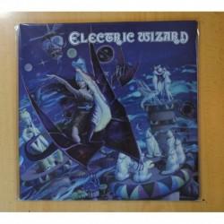 ELECTRIC WIZARD - ELECTRIC WIZARD - INCLUYE SINGLE - VINILO AZUL - LP