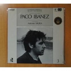 PACO IBAÑEZ - LOS UNOS POR LOS OTROS - LP