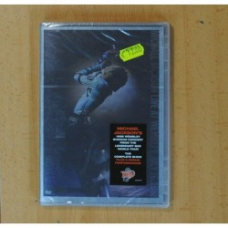 MICHAEL JACKSON LIVE AT THE WEMBLEY - DVD