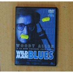 WILD MAN BLUES - DVD