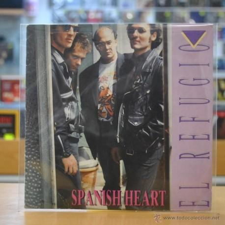 EL REFUGIO - SPANISH HEART / CARA A CARA - SINGLE