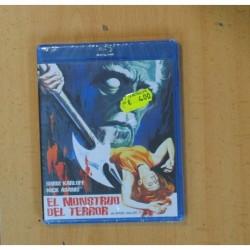 EL MONSTRUO DEL TERROR - BLU RAY