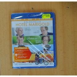 EL EXOTICO HOTEL MARIGOLD - BLU RAY
