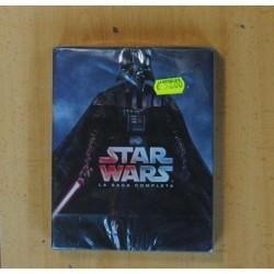 STAR WARS - LA SAGA COMPLETA - DVD