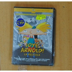OYE ARNOLD LA PELICULA - DVD
