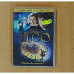 LA INVENCION DE HUGO - DVD