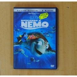BUSCANDO A NEMO - DVD