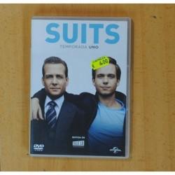 SUITS TEMPRADA UNO - DVD