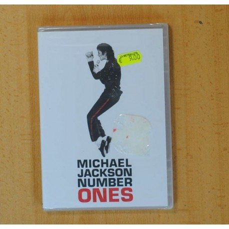 MICHAEL JACKSON NUMBER ONES - DVD