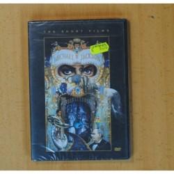 MICHAEL JACKSON THE SHORT FILMS - DVD