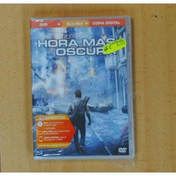 LA HORA MAS OSCURA - BLURAY