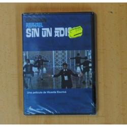SIN UN ADIOS - DVD