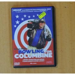 BOWLING FOR COLUMBINE - DVD