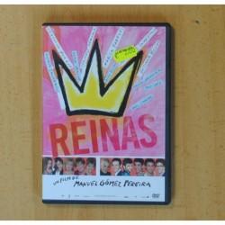 REINAS - DVD
