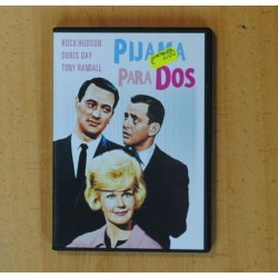PIJAMA PARA DOS - DVD