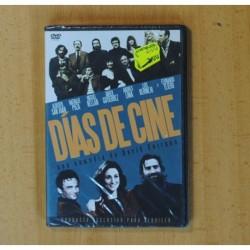 DIAS DE CINE - DVD