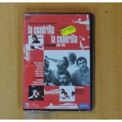 LA CUADRILLA ANTES DE LA CUADRILLA - DVD